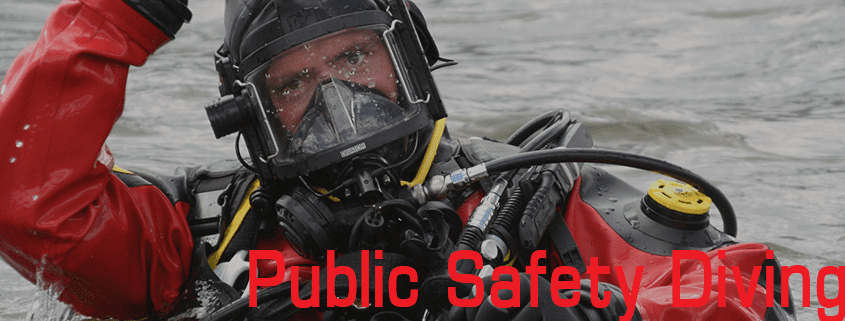 Public Safety Diving Training